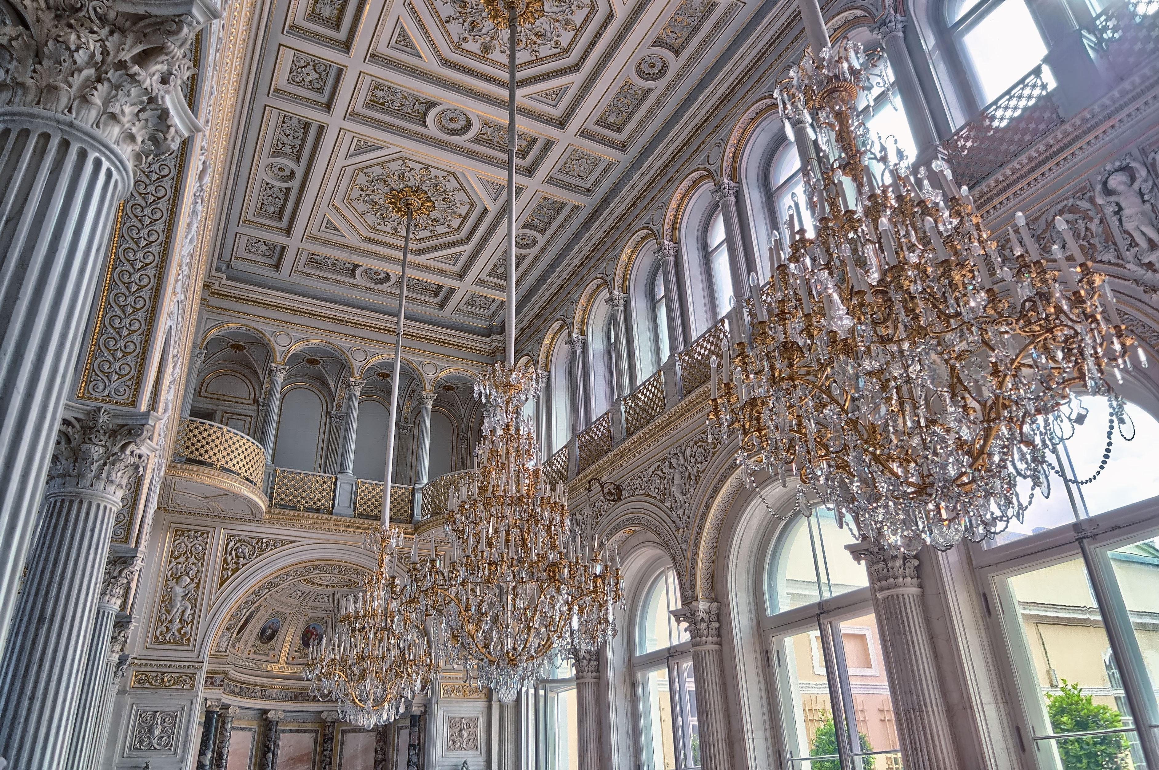 arches interior design trend